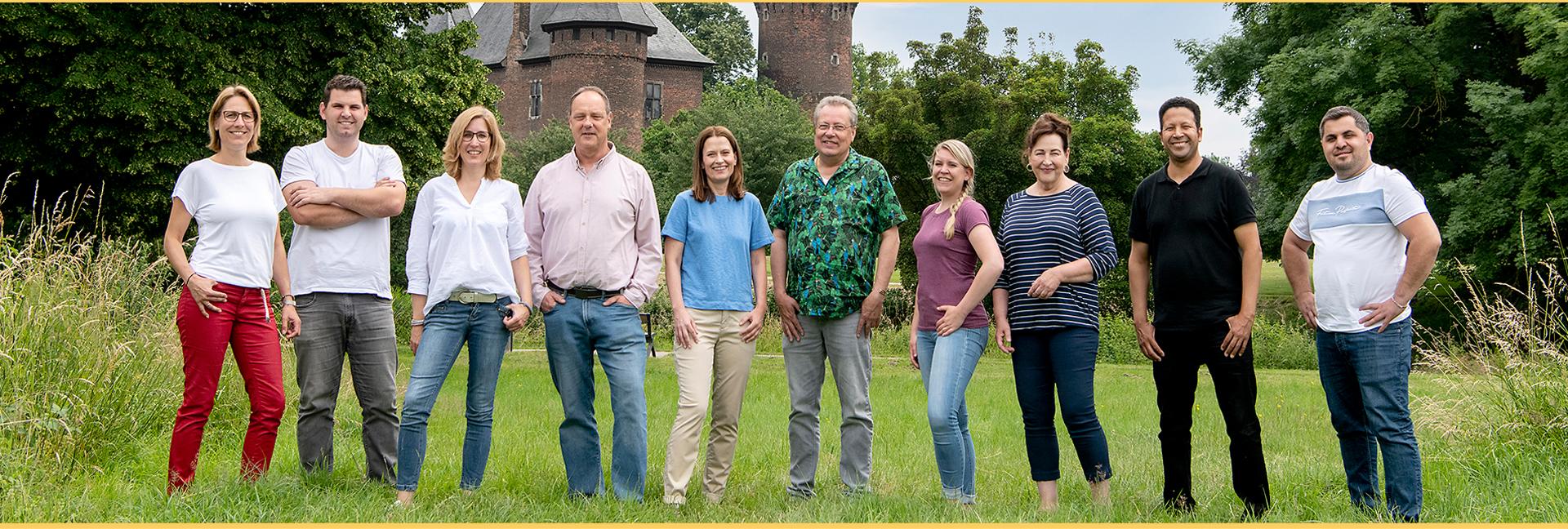 Zahntechnik Stennmanns in Krefeld - Unser Team